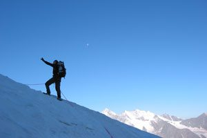 Gletscher- und Klettertour auf den Hochkalter